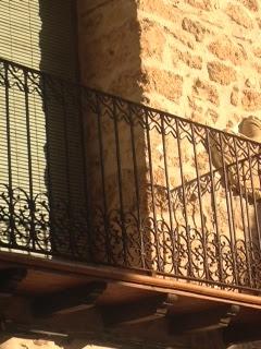 balcones, Beceite, Beseit 5
