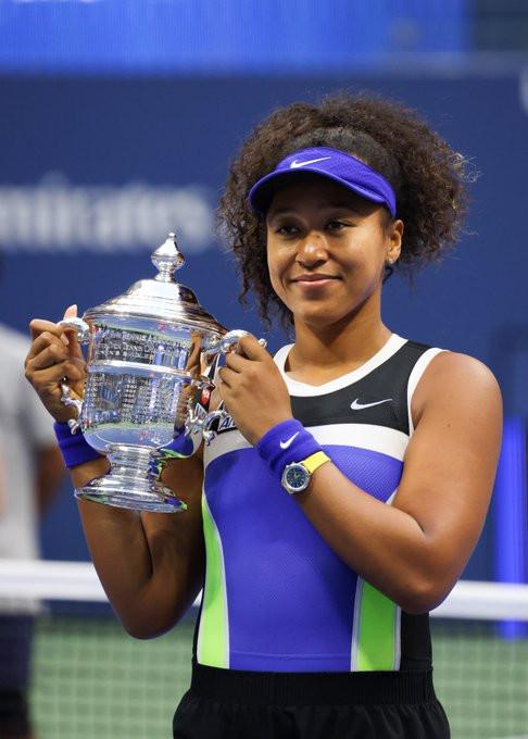 Naomi Osaka wins 2nd US Open women's title after defeating Victoria Azarenka
