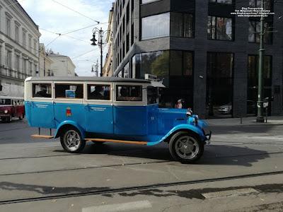 Rugby Express L, MPK Kraków