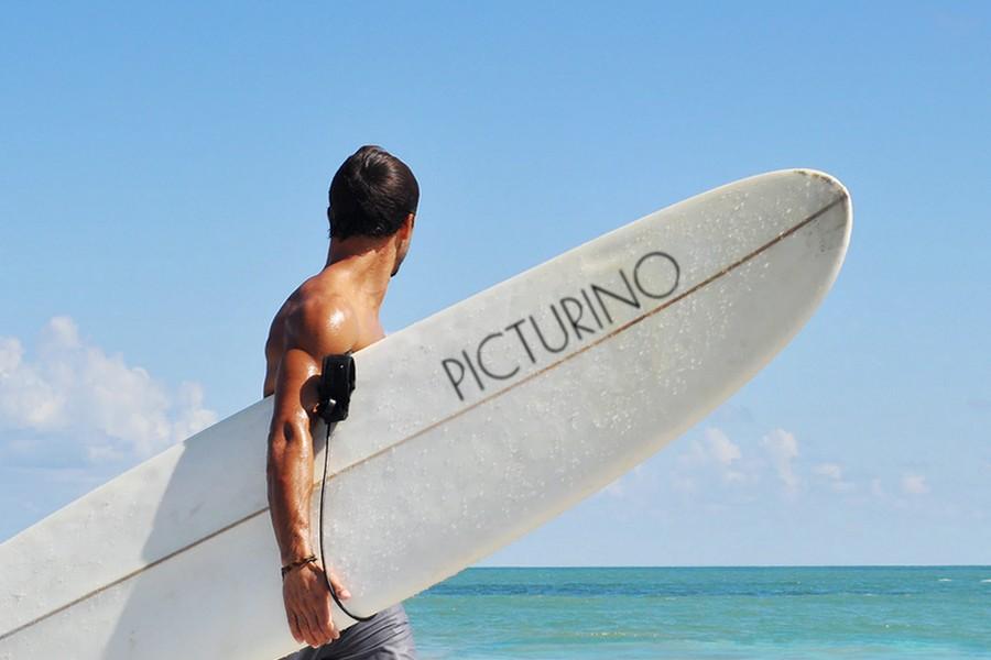 Picturino Mock Surf