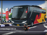 Game Bus Simulator Karya Anak Bangsa