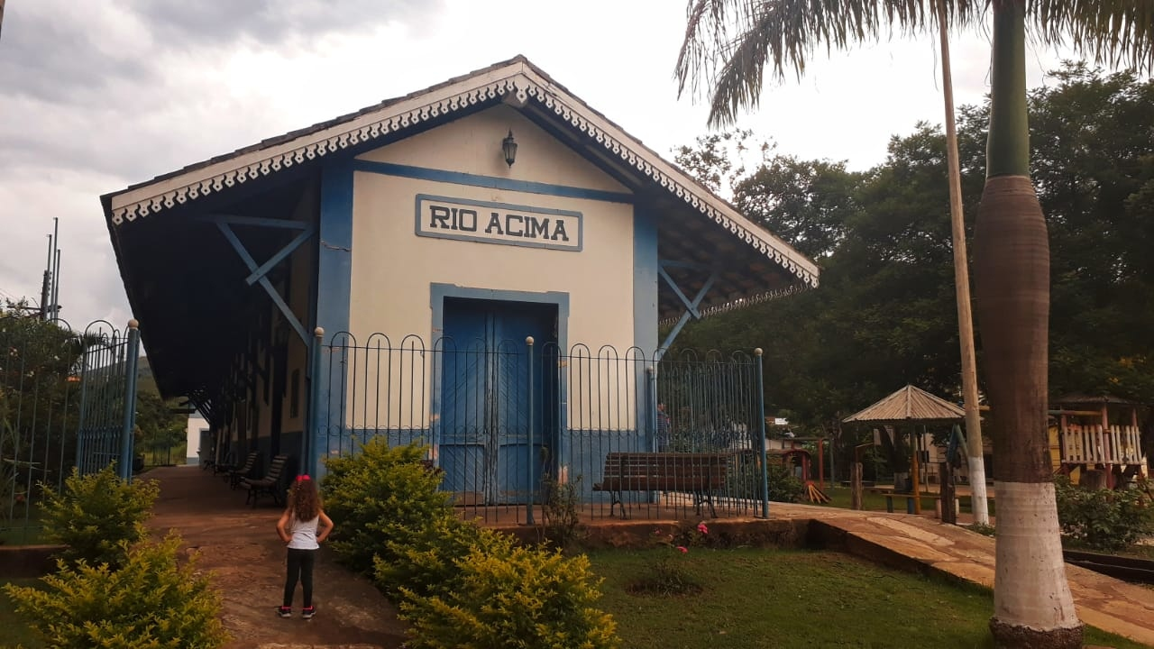Rio Acima - Bate Volta a partir de Belo Horizonte