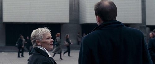 Quantum Of Solace Location London Barbican Frobisher Crescent