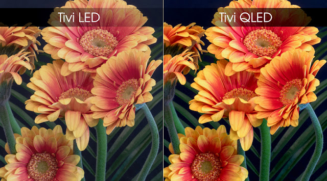 Smart Tivi QLED Samsung 82 inch QA82Q75RAKXXV