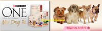 Logo The Insiders: diventa tester Purina One My Dog Is