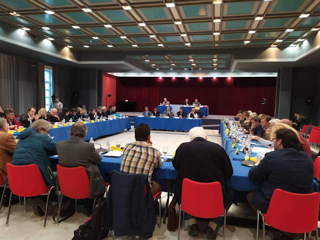 Πήρε έγκρισή από το Περιφερειακό Συμβούλιο ο προϋπολογισμός της Περιφέρειας Πελοποννήσου για το 2020