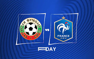 Bulgaria vs France - Highlights