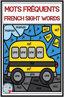 https://www.teacherspayteachers.com/Product/Mots-frequents-pour-LECOLE-French-Color-by-Code-Sight-Words-for-SCHOOL-theme-4744161