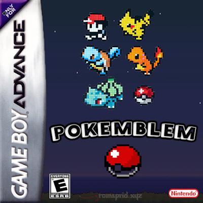 Pokemblem GBA ROM Hack Download