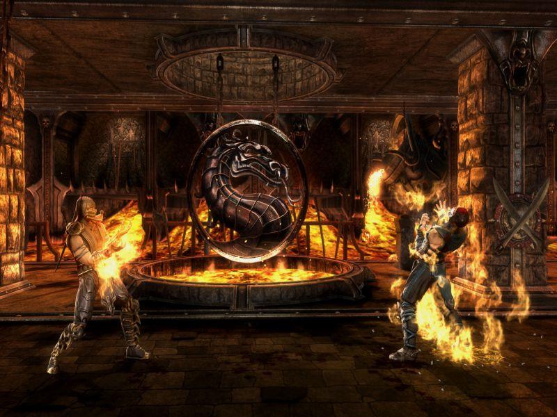 Download Mortal Kombat Komplete Edition Game Setup Exe