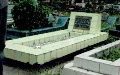 Lokasi Wisata Sejarah Kota Pekanbaru MAKAM Tokoh agama riau H MHD THAHIR