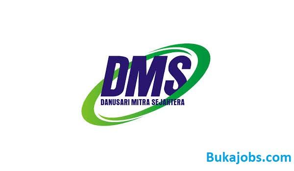 Lowongan Kerja SMK/SMA PT Danusari Mitra Sejahtera Indonesia 2019