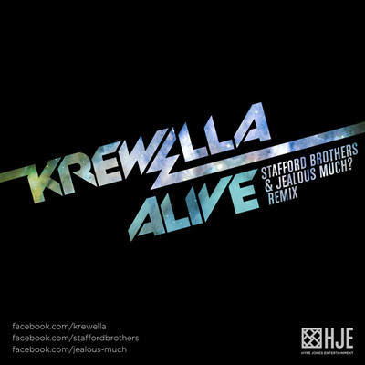 Great White DJ: Stafford Brothers Bring Krewella Alive