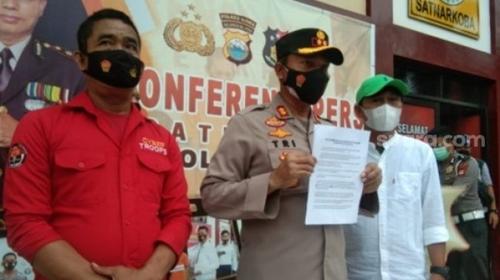 Pejabat Satpol PP Kabupaten Gowa Pukul Suami Istri Jadi Tersangka