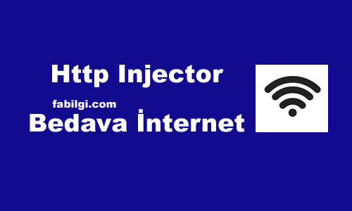 Turkcell Http Injector ile Bedava İnternete Girme Eylül 2021