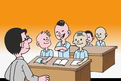 Download Contoh Laporan dan Program Kerja Wali Kelas