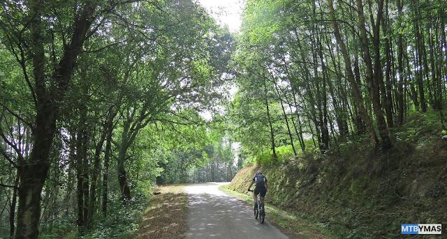 Sierra de Meira y Ribera de Piquin