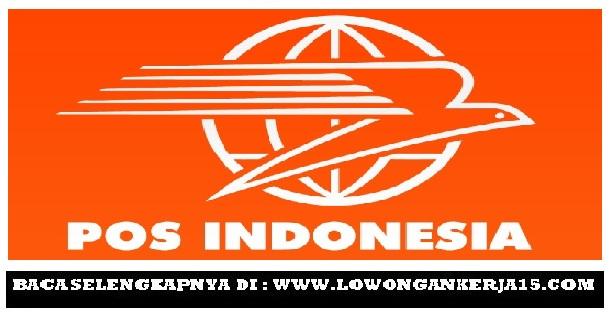 Lowongan Kerja Staf Frontliner PT Pos Indonesia (Persero)