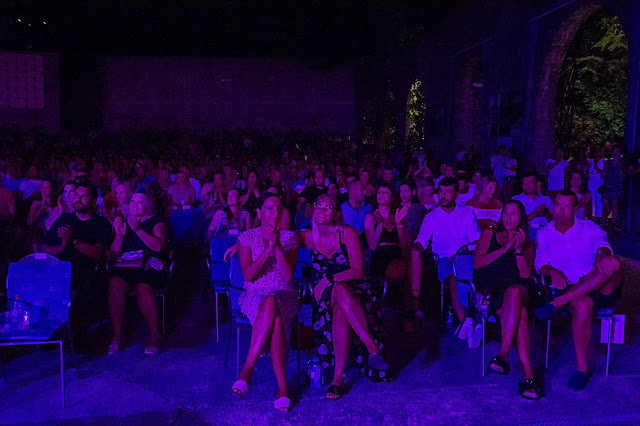 Sergej Ćetković konvert na ljetnoj pozornici u Opatiji 08.08.2021 Foto: Borna Ćuk