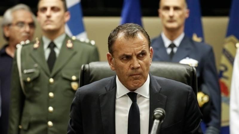 Την Τετάρτη στη Λάρισα ο Υπουργός Εθνικής Άμυνας Νίκος Παναγιωτόπουλος