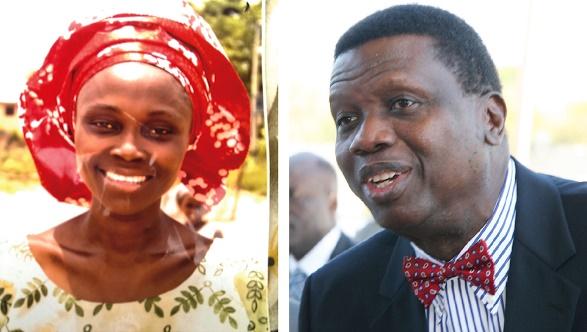 Pastor Adeboye and Late Eunice Olawale