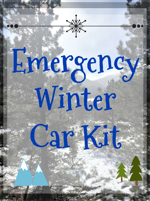 kit, make your own car emergency kit, winter car kit, new tires for winter, Sam's club tires, Frost Removal Solution, DIY Frost Removal Solution, How to make a Frost Removal Solution