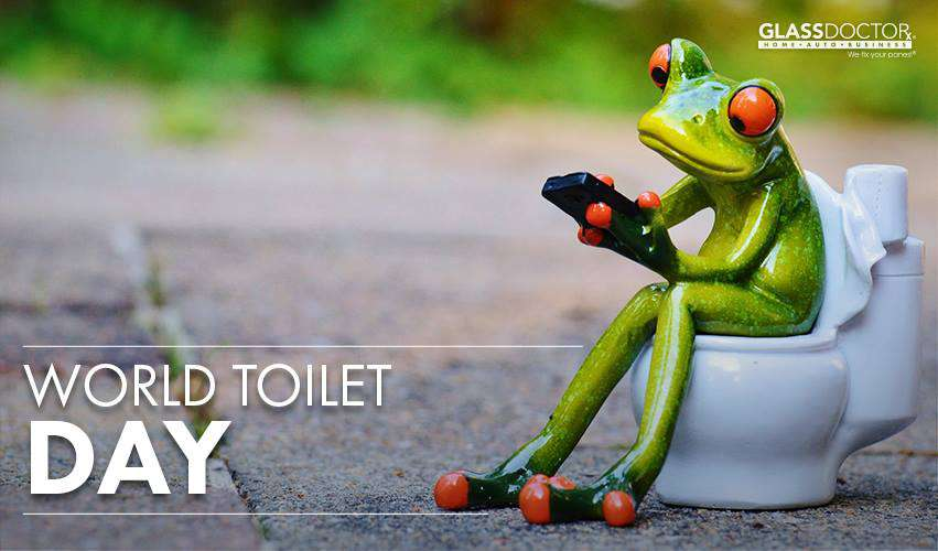 World Toilet Day Wishes Sweet Images