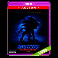 Sonic, la película (2020) AMZN WEB-DL 1080p Latino