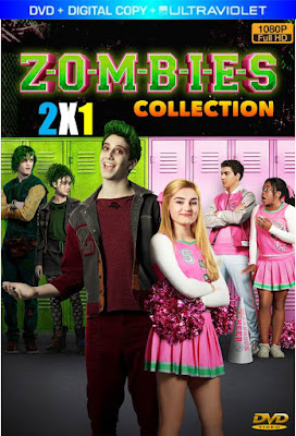 Zombies Colección 2X1 DVD HD LATINO