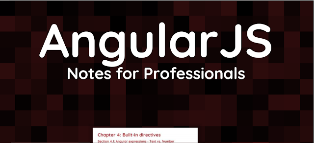 download angular js pdf book for free, angular js book
