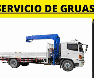 SERVICIO DE GRÚAS JIREH (LA PAZ)