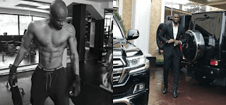 I have six packs and six cars – Mr P brags