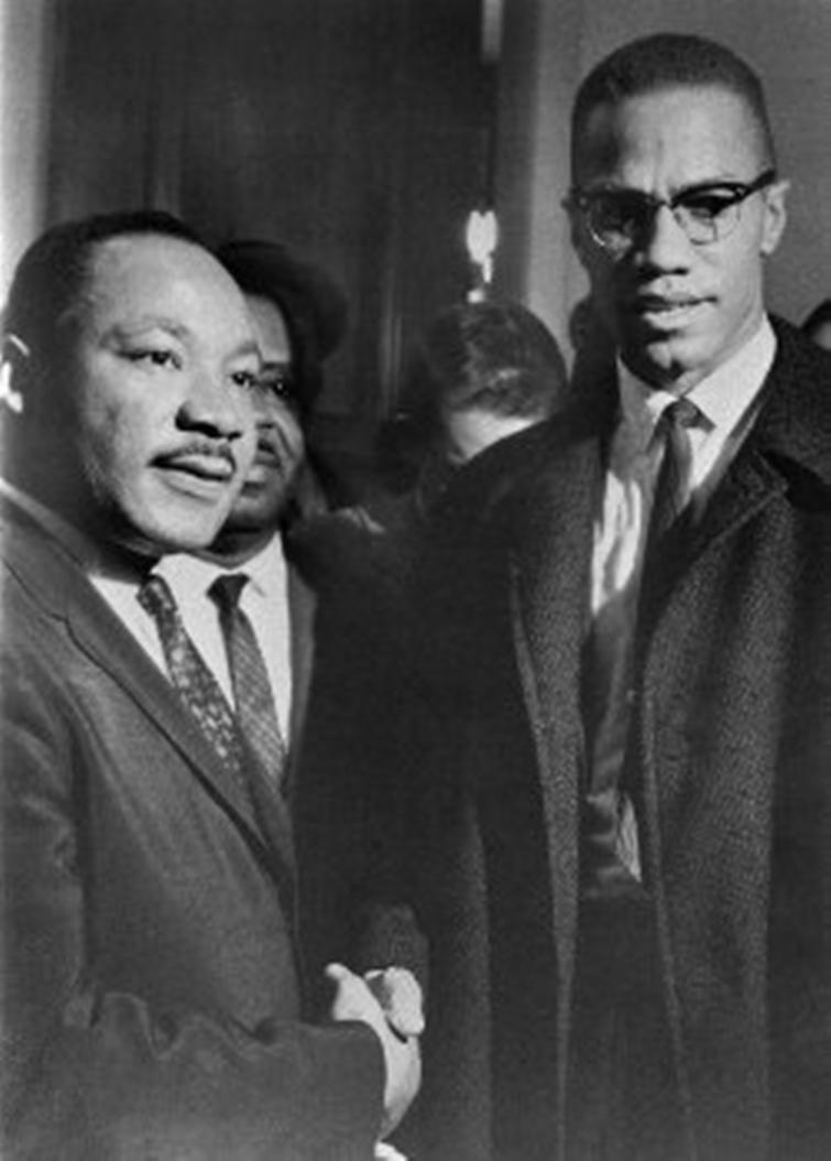 Mlk And Malcolm X Venn Diagram Reznor Wiring Consciência Revolucionária