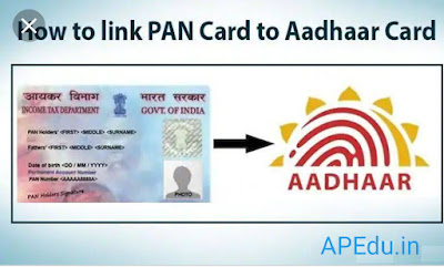 How to Link your adhar with your pan card