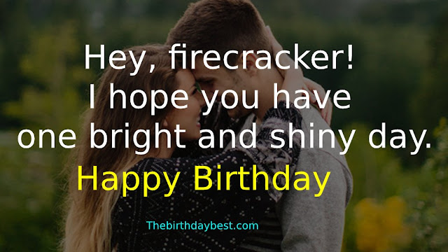 Birthday Wishes for Girlfriend Funny