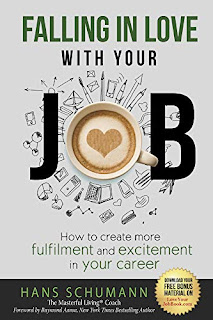Falling in Love With Your Job  - a career guide by Hans Schumann