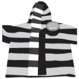 Tiger and Zebra Costumes - Step 8