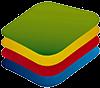 bluestacks icon, logo
