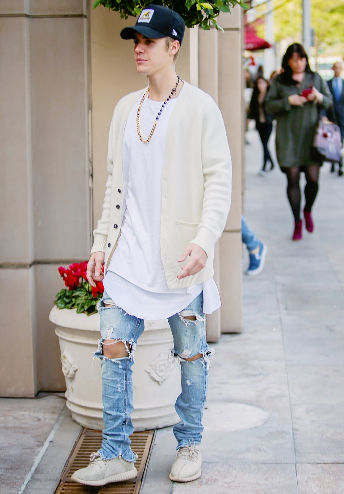 16 Streetwear Pics That You Could Learn From Justin Bieber Trashsnob