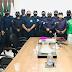 Areia Branca: Guarda municipal participa de capacitação do Plano Emergencial para atendimento a grande CETÁCEOS promovido pela UERN