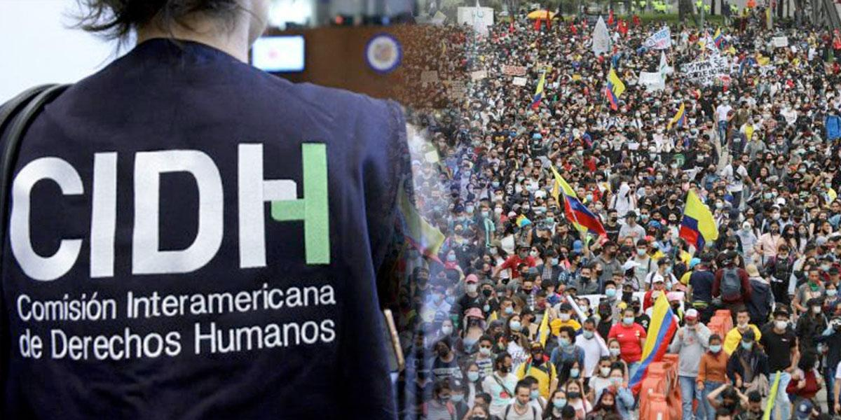 Gobierno acepta adelantar visita CIDH, pero pone condiciones