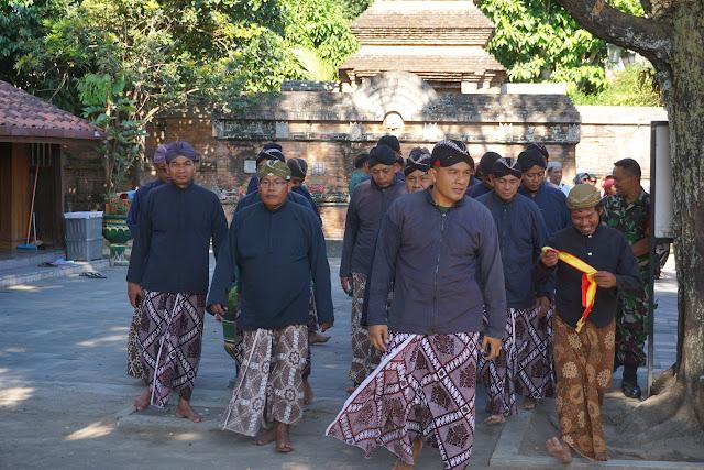 Dandim 0734 Yogyakarta Ajak Anggotanya Napak Tilas Ke Makam Raja-Raja Mataram