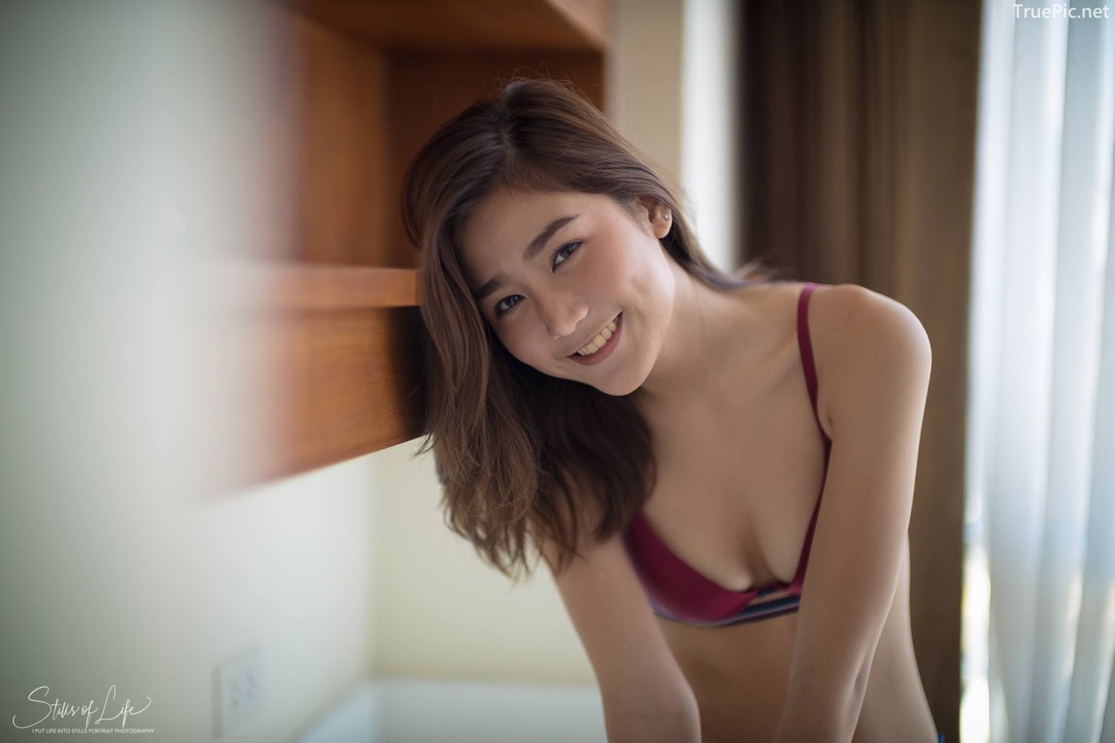 Thailand model - Pattaravadee Boonmeesup - In The Great Morning
