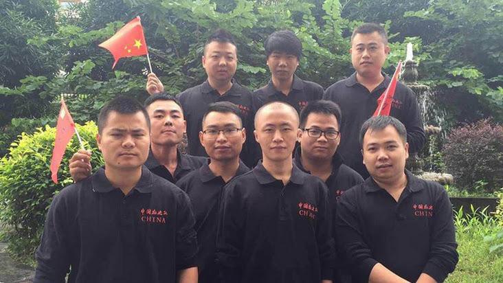 Trình độ Random của những game thủ Trung Quốc đang ở đâu?