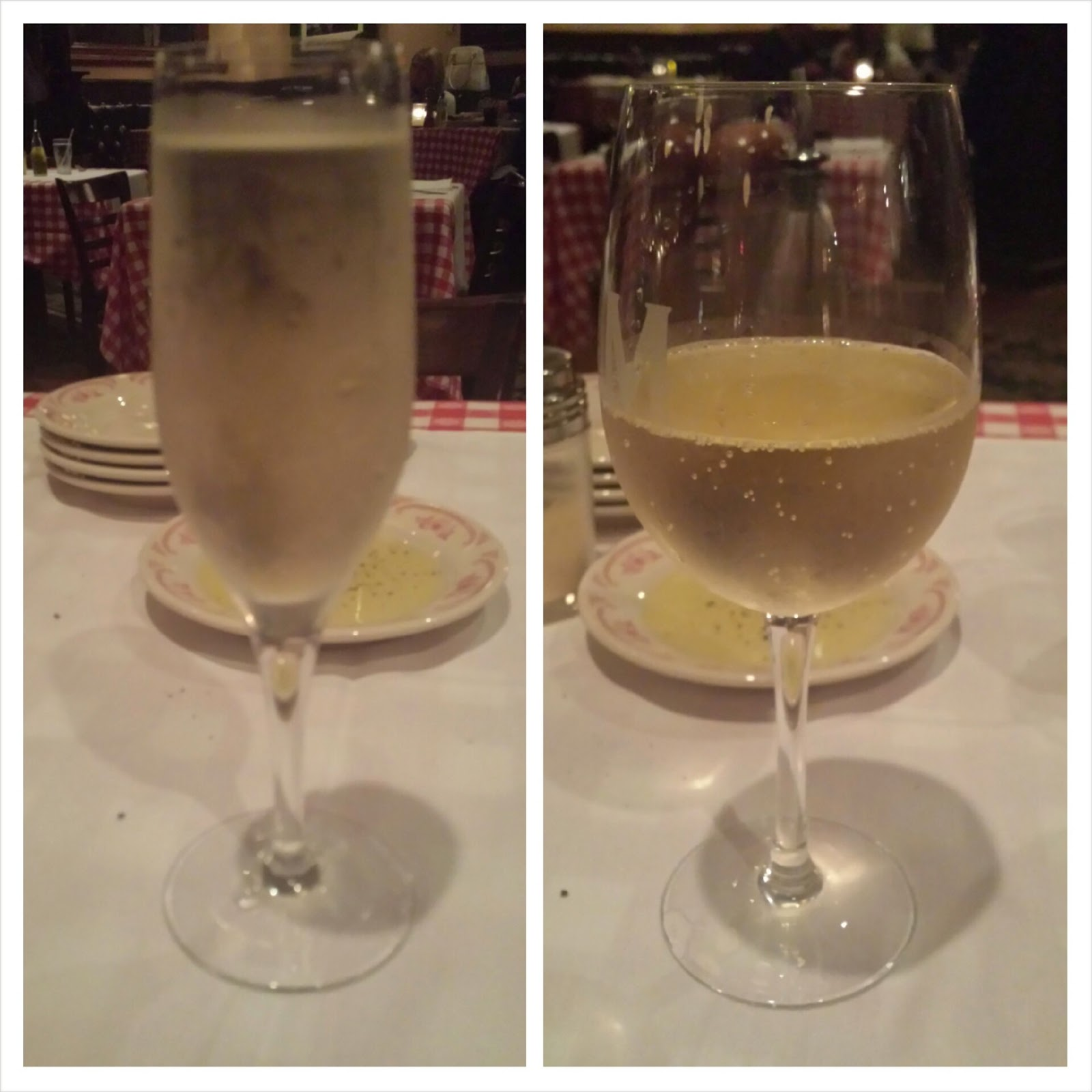Maggiano's White Wines via ProductReviewMom.com