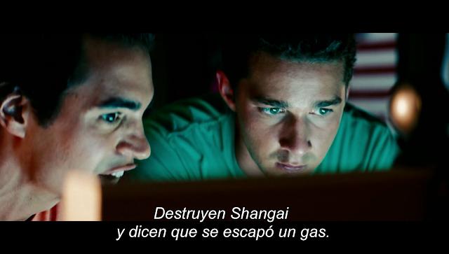 Transformers 2 2009 UHD 4K Español Latino Inglés cap 1