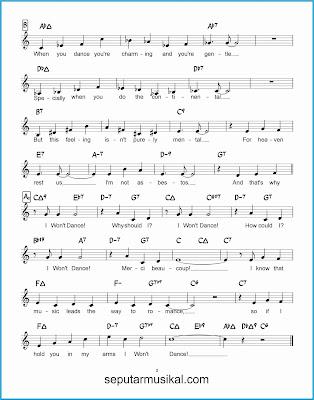 i won't dance 2 lagu jazz standar