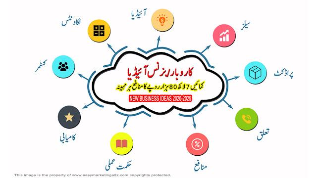 new business ideas 2020 in Pakistan in Urdu