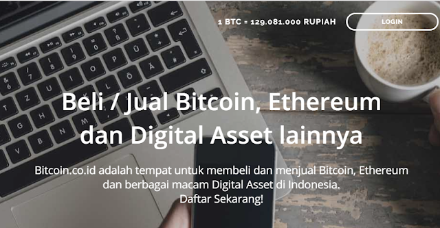 INDODAX INDONESIA DIGITAL ASSET EXCHANGE