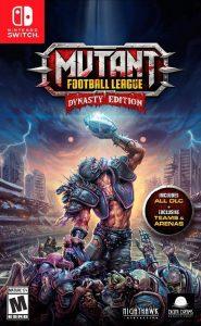 Mutant Football League: Dynasty Edition + Update Switch Xci Nsp nsz